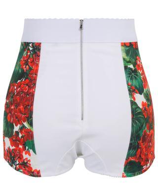 Geblümte Shorts im Höschenstil Portofino DOLCE & GABBANA