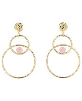 Neo gold earrings CAROLINE NAJMAN