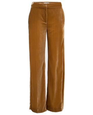 Pantalon droit en velours IBLUES