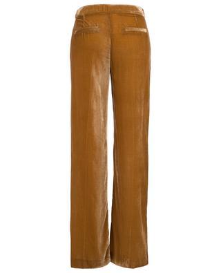 Velvet straight trousers IBLUES