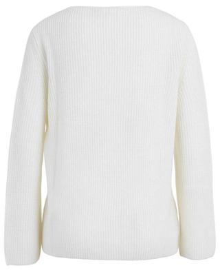 Ugo rib knit V-neck jumper IBLUES