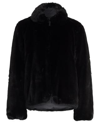 Jasmin reversible padded and faux fur jacket IBLUES