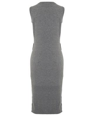 Wool and cashmere sleeveless dress AKRIS PUNTO