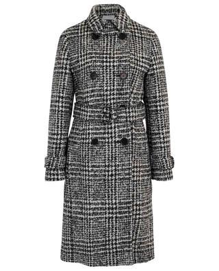 Houndstooth coat AKRIS PUNTO