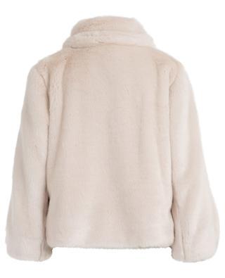 Cast faux fur jacket FAKE FUR