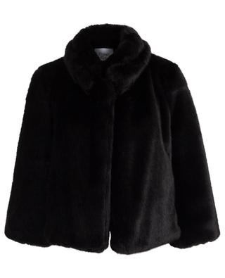 Cast faux fur jacket FAKE FUR