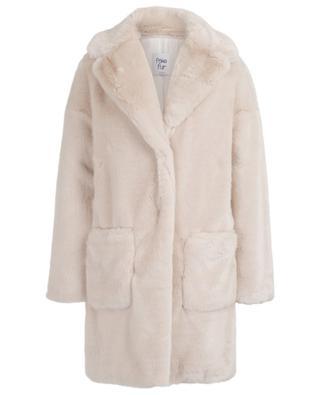 Cast faux fur coat FAKE FUR