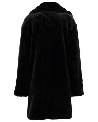 Manteau oversize en fourrure synthétique Cold Soldier / FAZ / NOT FUR