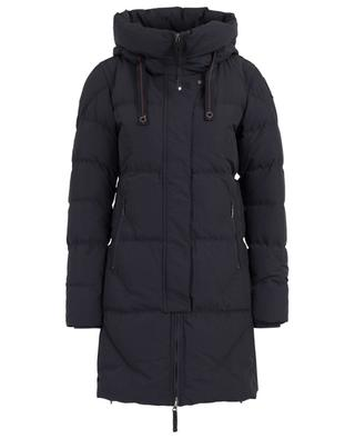 Janet Crinkle Satin quilted hooded parka PARAJUMPERS