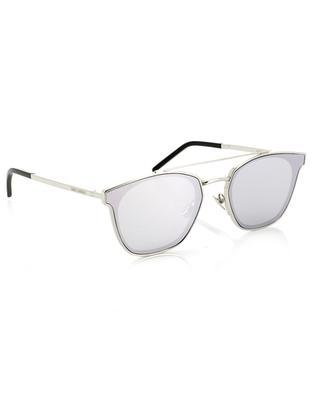Sonnenbrille aus Metall Classic SL 28 SAINT LAURENT PARIS
