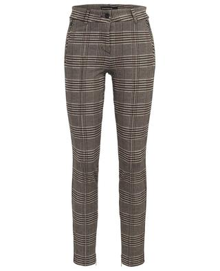 Rhona glen check trousers CAMBIO