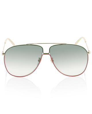 Flieger-Sonnenbrille Web GUCCI