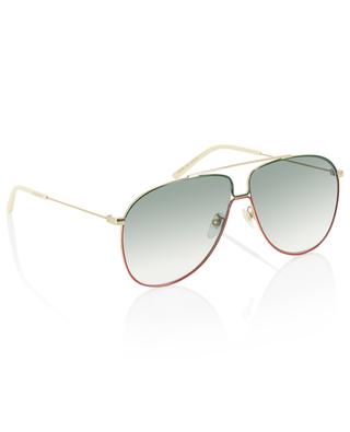 Web aviator sunglasses GUCCI