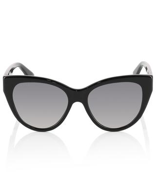 Katzenaugen-Sonnenbrille mit Web-Detail GUCCI