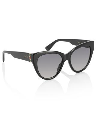 Web detail cat eye sunglasses GUCCI