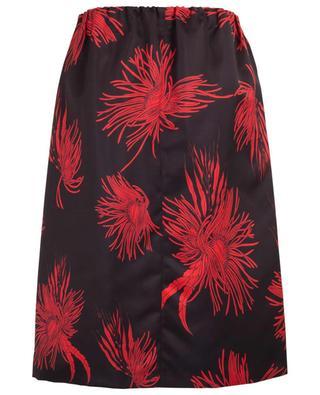 Anemone printed skirt N°21