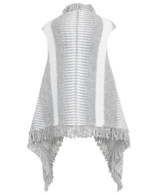 Strickweste im Poncho-Look MARC CAIN