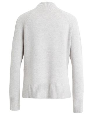 Funnel neck mottled wool and cashmere jumper MARC CAIN