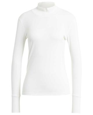 Thin long-sleeved top with stand-up collar MARC CAIN