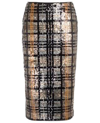 Glitter straight skirt MARC CAIN
