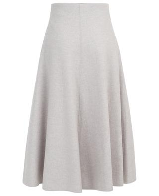 Virgin wool A-line skirt MARC CAIN