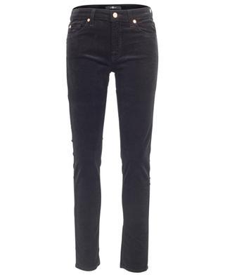 Slim-Fit-Kord-Jeans Pyper Black 7 FOR ALL MANKIND