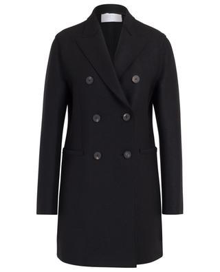 Leichter Mantel aus Schurwolle HARRIS WHARF
