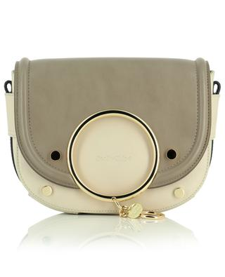 Mara smooth leather saddle bag SEE BY CHLOE