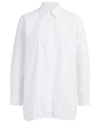 Oversized cotton shirt GANNI