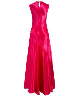 Maxi-Kleid aus Satin PHILOSOPHY
