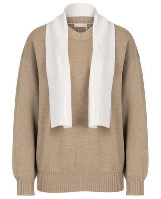 Pull en laine à col lavallière SEE BY CHLOE