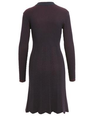 Robe chaussette évasée motif chevrons SEE BY CHLOE