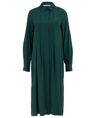 Robe chemise ample en soie SEE BY CHLOE