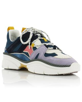 Materialmix-Schnürsneakers Kindsay ISABEL MARANT
