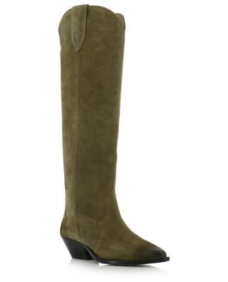 Denvee cowboy spirit suede boots ISABEL MARANT