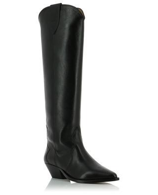 Stiefel im Cowboy-Look aus Leder Denvee ISABEL MARANT