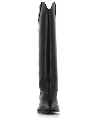 Denvee Western spirit leather boots ISABEL MARANT