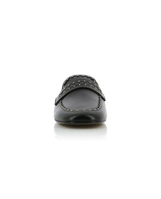 Feevon transormable studded leather loafers ISABEL MARANT