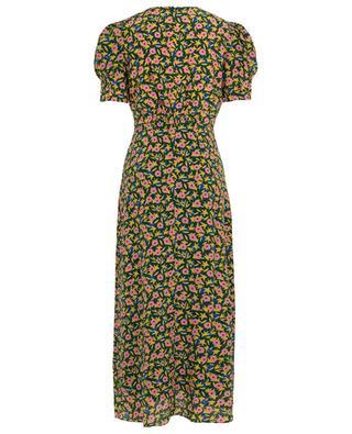 Langes geblümtes Kleid Bianca Alpine Bouquet SALONI