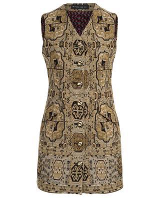 Jacquard mini-dress ETRO