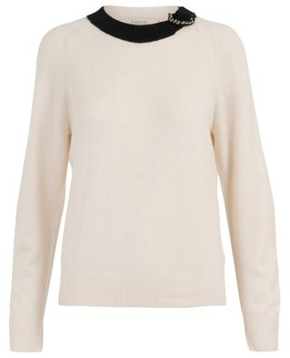 Pullover aus Kaschmirmix Soft Touch SCHUMACHER