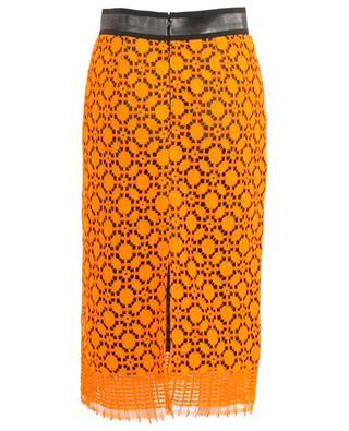Adventurous Lace pencil skirt SCHUMACHER