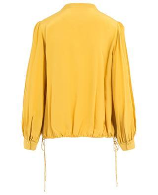 Fluid Volume silk blouse SCHUMACHER