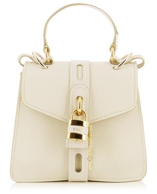 Small Aby Day grained leather shoulder bag CHLOE