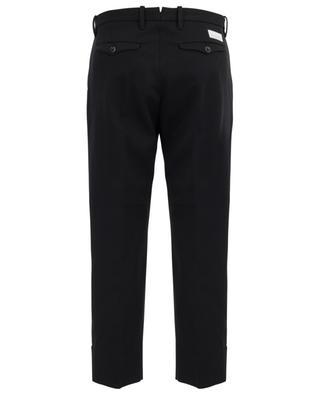 Pantalon droit en coton Lavinia NINE IN THE MORNING