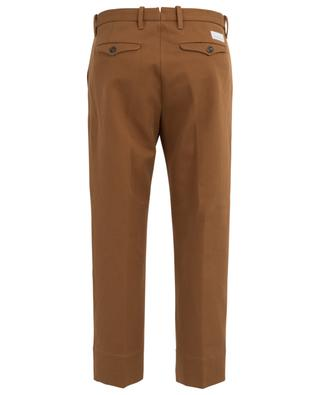Lavinia cotton straight trousers NINE IN THE MORNING