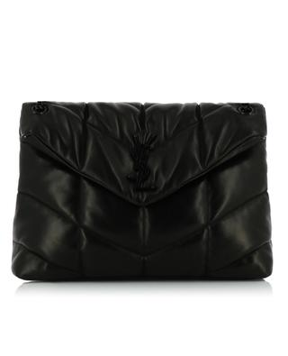 Loulou Puffer Medium quilted shoulder bag SAINT LAURENT PARIS