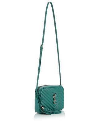 Lou Camera quilted leather bag with monogram SAINT LAURENT PARIS