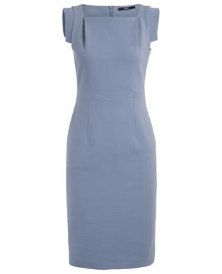 Cotton blend midi dress SLY 010