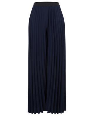 Jupe-culotte plissée en crêpe FABIANA FILIPPI